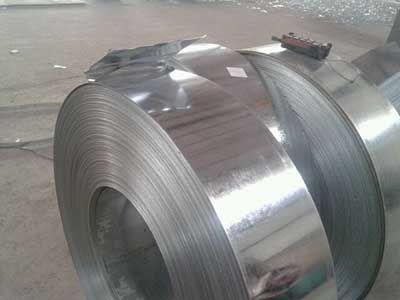 镀锌带钢产品供应