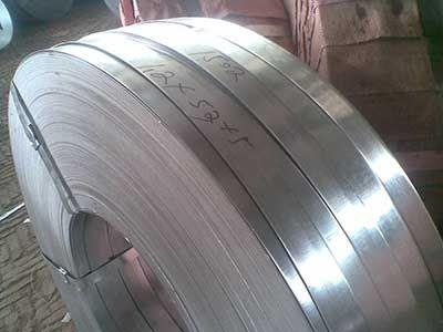 镀锌带钢产品特点